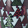 Owls & Pines Colour Changing Nordic Mug