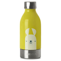 Small Stainless Steel Bottle Llama