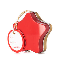 Pomegrateful Ornament Tin