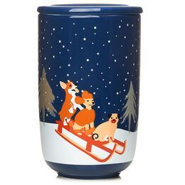Color Changing Nordic Mug Sleigh Ride