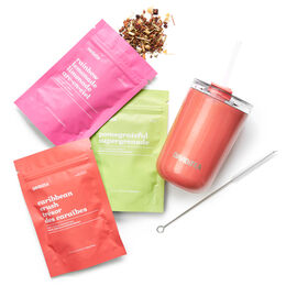 Fruity Iced Teas Tumbler Kit