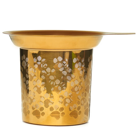 Gold & Paw Prints Perfect Infuser