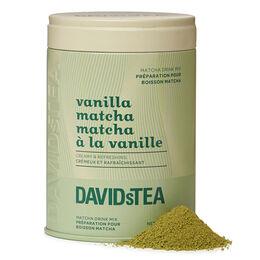 Boîte iconique Matcha à la vanille