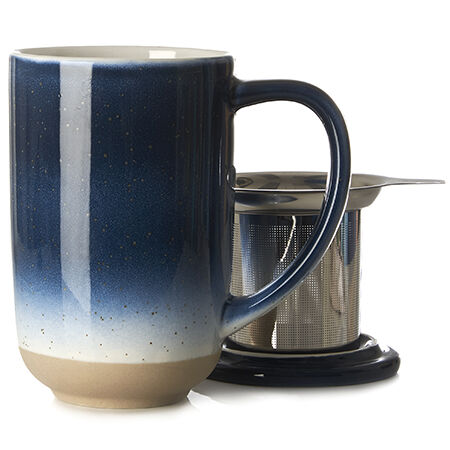 Ink Speckled Nordic Mug