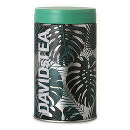 Seasonal Tea Tin Palms