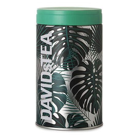 Boîte saisonnière à palmiers
