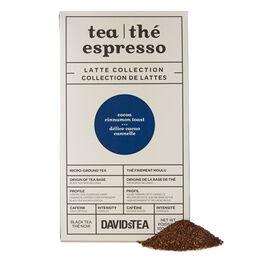 Thé Espresso Délice cacao cannelle