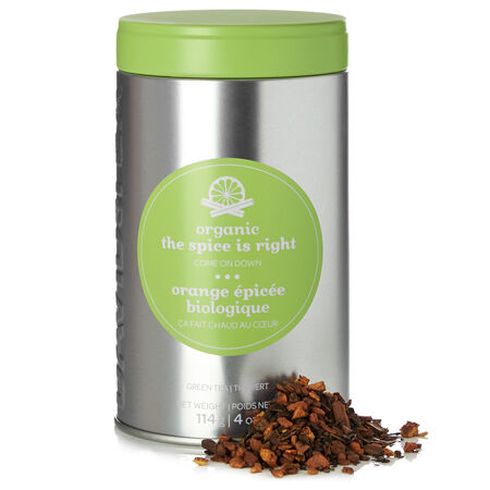 Organic The Spice is Right Perfect Tin