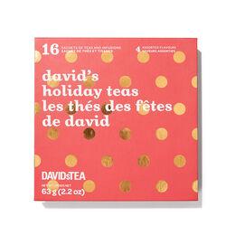 Holiday Favourites Mini Sachet Tea Chest