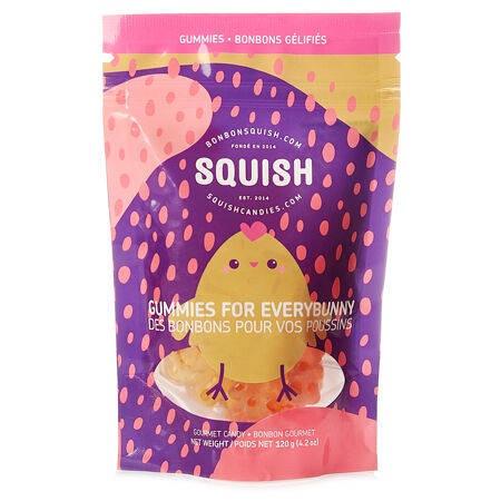 Easter Sparkling Bears Gummies by Squish