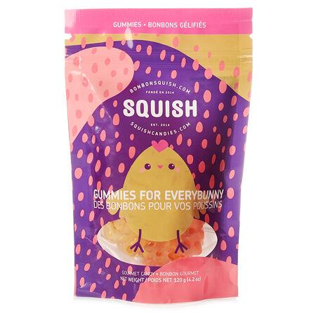 Bonbons Ours pétillants de Pâques par SQUISH