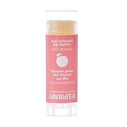 Just Peachy Tea-Infused Lip Butter