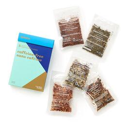 Portions pour théière Sans caféine