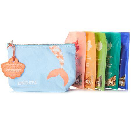 Tropical Iced Tea Singles Travel Pouch