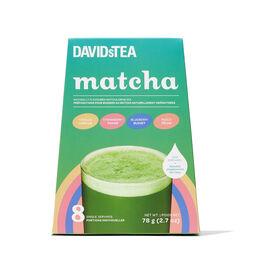 Fruity Matcha Single Serves Variety Pack