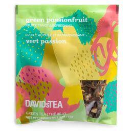 Portion pour pichet de thé glacé Vert passion