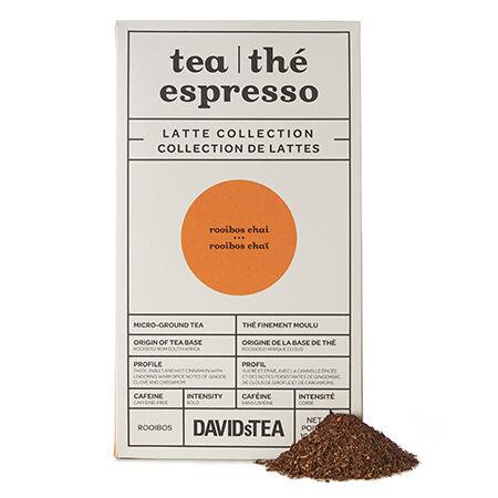 Thé Espresso Rooibos chaï biologique