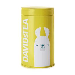 Seasonal Tea Tin Llama