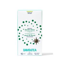 Organic David's Detox Sachets