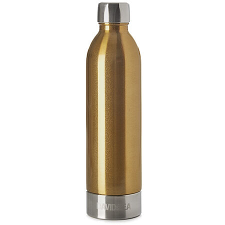 Gold Stainless Steel Bottle