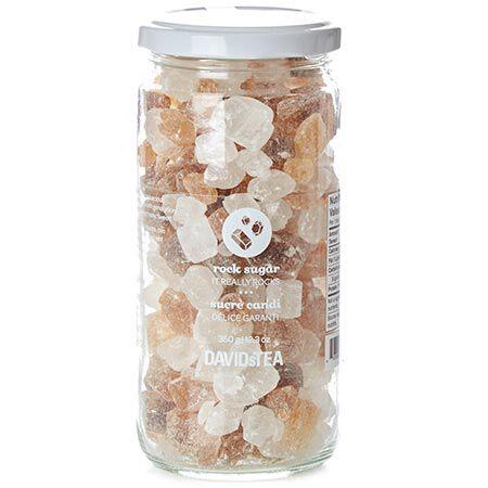 Rock Sugar Jar