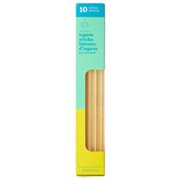 Organic Agave Sticks Pack of 10