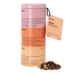 Chai Loose Leaf Tea Discovery Trio