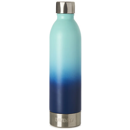 Navy Gradient Stainless Steel Bottle