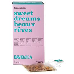 Sweet Dreams Tea Sachet Variety Pack