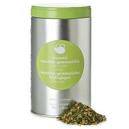 Organic Matcha Genmaicha Favourite Tin