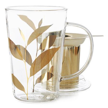 Leaf Glass Perfect Mug