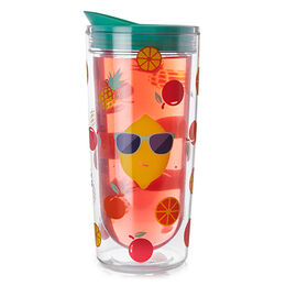 Double Walled Acrylic Tumbler