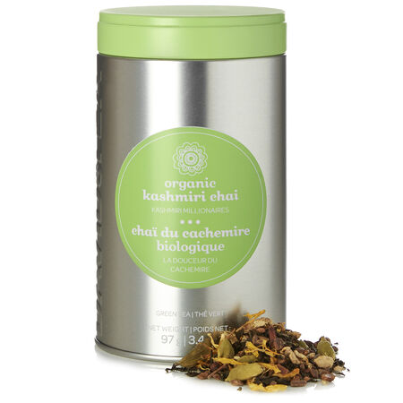 Organic Kashmiri Chai Perfect Tin