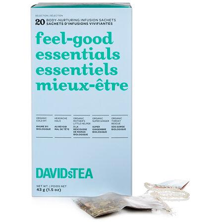 Feel Good Essentials Sachet Variety Pack of 20