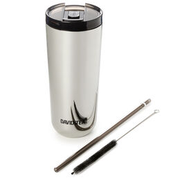 Favourite Tumbler High Gloss Silver