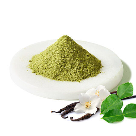 Cream of Earl Grey Matcha