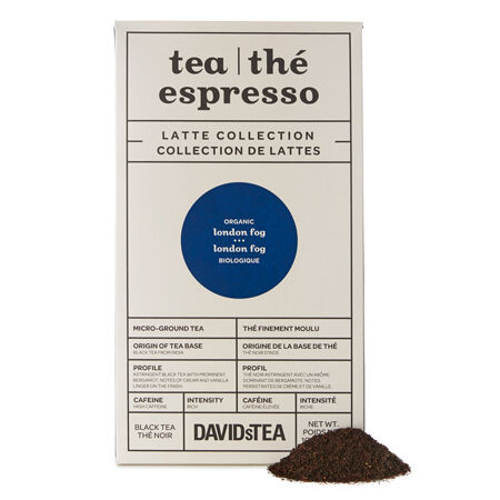 Organic London Fog Tea Espresso