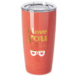 Perfect Tumbler I love you