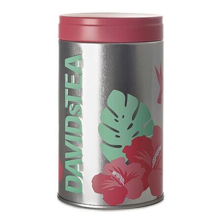 Boîte saisonnière à hibiscus