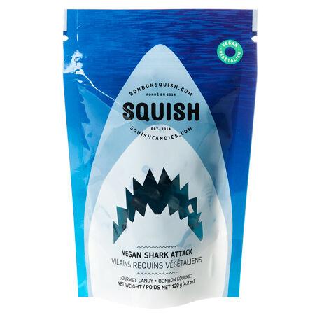 SQUISH Vegan Shark Attack
