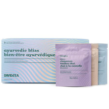 Ayurvedic Bliss Tea Kit