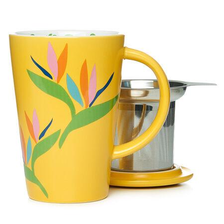 Tropical Yellow Perfect Mug