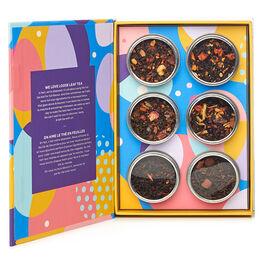 Chocoholic Lovers 6 Tea Sampler