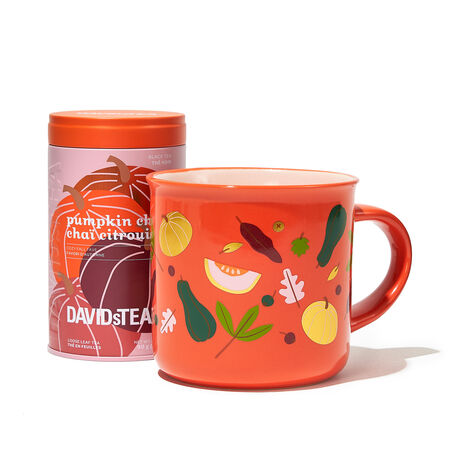 Pumpkin Chai Latte Set