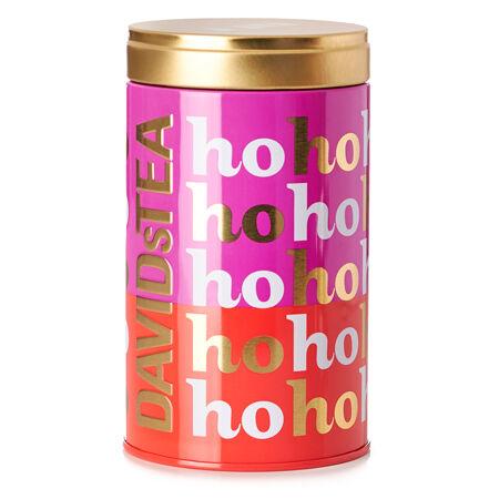 Boîte à thé Ho Ho Ho