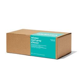 Boîte de 25 sachets de thé Earl Grey d'hiver