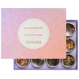 Get Pampered Teas