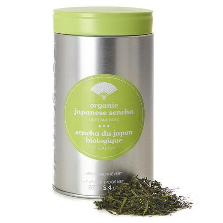 Organic Japanese Sencha Perfect Tin