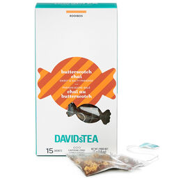 Butterscotch Chai sachets