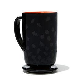 Color Changing Nordic Mug Leaves Black